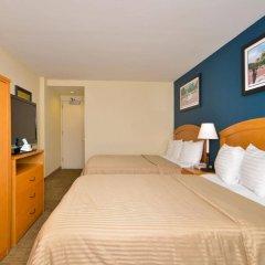Отель Midtown Convention Center Hotel США, Нью-Йорк - отзывы, цены и фото номеров - забронировать отель Midtown Convention Center Hotel онлайн удобства в номере фото 2