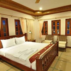 Отель Chalong Villa Resort and Spa комната для гостей фото 2