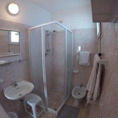 Hotel Samoa Римини ванная