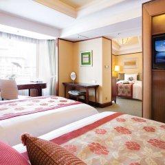 Отель Shangri-la Бангкок комната для гостей