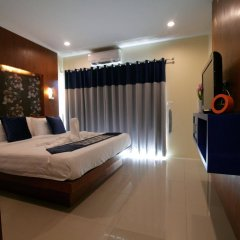 Calypso Patong Hotel сейф в номере