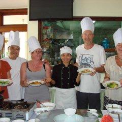 Отель Green Heaven Hoi An Resort & Spa Хойан детские мероприятия
