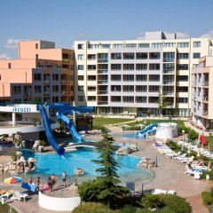 Апартаменты Sunny Beach Rent Apartments - Trakia Plaza бассейн фото 2