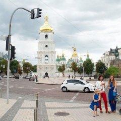 Апартаменты Podol Apartment Киев