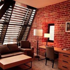 Отель The Granary - La Suite Hotel Польша, Район четырех религий - отзывы, цены и фото номеров - забронировать отель The Granary - La Suite Hotel онлайн сауна