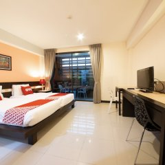 Отель Rattana Residence Thalang сейф в номере