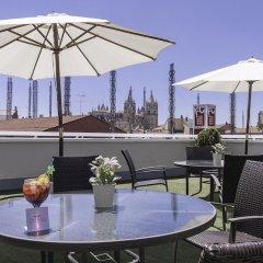 Hotel Infantas de León балкон