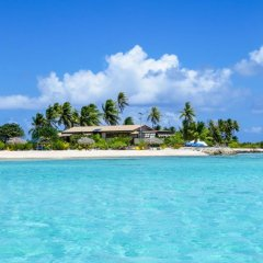 Отель Hakamanu Lodge Французская Полинезия, Тикехау - отзывы, цены и фото номеров - забронировать отель Hakamanu Lodge онлайн фото 9