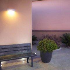 Hotel Roma Sud пляж