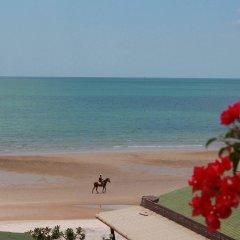 Sailom Hotel Hua Hin пляж фото 2
