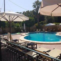 Отель Aloni Hotel Греция, Пефкохори - отзывы, цены и фото номеров - забронировать отель Aloni Hotel онлайн балкон