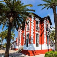Hotel Abetos del Maestre Escuela пляж