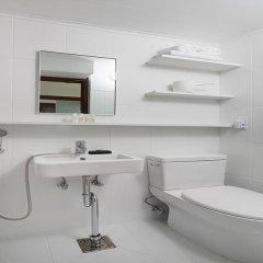 Отель Goiseoul Hanok Guesthouse Южная Корея, Сеул - отзывы, цены и фото номеров - забронировать отель Goiseoul Hanok Guesthouse онлайн ванная