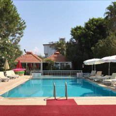Safak Beach Hotel Сиде бассейн фото 2