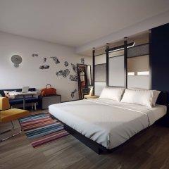 Отель Aloft Delray Beach США, Делри-Бич - отзывы, цены и фото номеров - забронировать отель Aloft Delray Beach онлайн комната для гостей