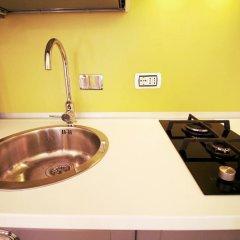 Апартаменты Colorful and Lively Vatican Apartment в номере фото 2