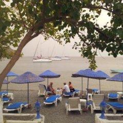 Отель Serenity Pension пляж