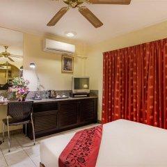 The Ambiance Hotel в номере