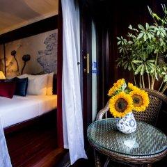Отель Legend Halong Private Cruise балкон