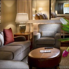 Le Parc Suite Hotel интерьер отеля