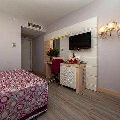 Sunmelia Beach Resort Hotel Сиде удобства в номере фото 2