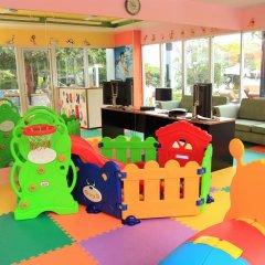 Отель Dusit Thani Pattaya Паттайя детские мероприятия