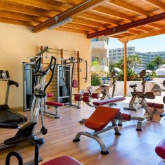 Отель Best Tenerife фитнесс-зал фото 2
