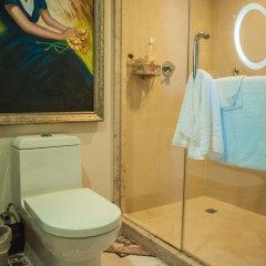 Отель Palmyra Luxury Suites ванная фото 2