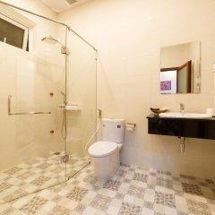 Rose Valley Hotel Далат ванная