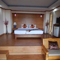 Отель Dream Team Beach Resort Таиланд, Ланта - отзывы, цены и фото номеров - забронировать отель Dream Team Beach Resort онлайн комната для гостей фото 2