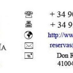 Отель Doña Maria Испания, Севилья - 1 отзыв об отеле, цены и фото номеров - забронировать отель Doña Maria онлайн парковка
