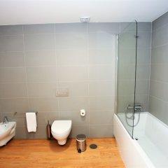 Отель Azorean Flats by Green Vacations Португалия, Понта-Делгада - отзывы, цены и фото номеров - забронировать отель Azorean Flats by Green Vacations онлайн ванная
