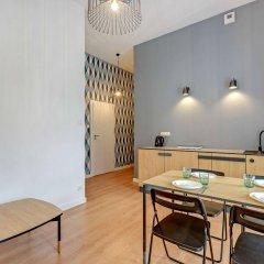 Отель Apartinfo Chmielna Park Apartments Польша, Гданьск - отзывы, цены и фото номеров - забронировать отель Apartinfo Chmielna Park Apartments онлайн комната для гостей фото 3