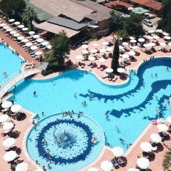 Отель Tropikal Resort бассейн