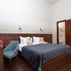 Гостиница Золотой век Стандартный номер с различными типами кроватей фото 15