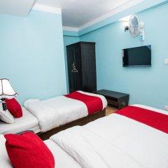 Отель OYO 222 Hotel New Himalayan Непал, Катманду - отзывы, цены и фото номеров - забронировать отель OYO 222 Hotel New Himalayan онлайн комната для гостей фото 5