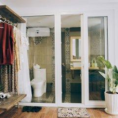 Pi Hostel Далат ванная
