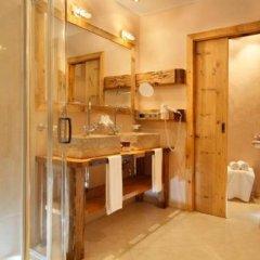 Hotel Plunhof Рачинес-Ратскингс ванная фото 2