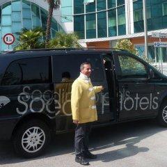 Antony Palace Hotel городской автобус