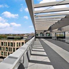 Отель Hilton Garden Inn Vilnius City Centre балкон