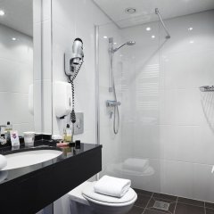 HOTEL CABINN Vejle Hotel ванная фото 2