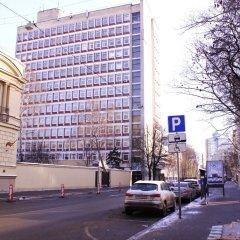 Апартаменты на Поварской парковка
