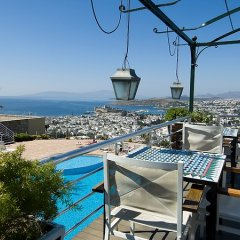 Отель The Marmara Bodrum - Adult Only бассейн фото 3