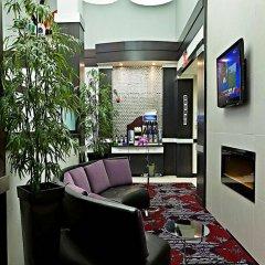 Holiday Inn Express Hotel & Suites Columbus - Polaris Parkway Колумбус интерьер отеля