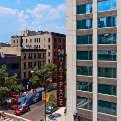 Отель Hyatt Place Chicago/River North балкон