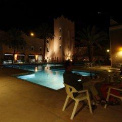 Отель Le Tinsouline Марокко, Загора - отзывы, цены и фото номеров - забронировать отель Le Tinsouline онлайн бассейн фото 3