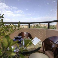 Отель Amani Hôtel Appart балкон