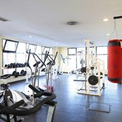 Отель Marconfort Costa del Sol фитнесс-зал