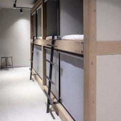F.concept Hostel Фукуока комната для гостей