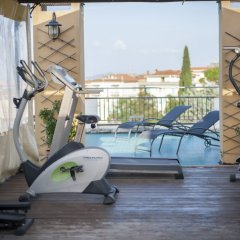 Hotel Rinascente Кьянчиано Терме фитнесс-зал фото 2